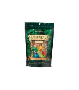 NUTRI-BERRIES TROPICAL PERRUCHES 284G