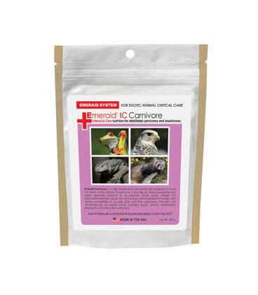 EMERAID INTENSIVE CARE PT CARNIVORE 100G