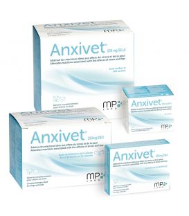 ANXIVET 250MG/28UI BT 300 GEL