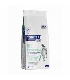 TONIVET CHAT IRC-HYPOALLERG SAC 1,5 KG
