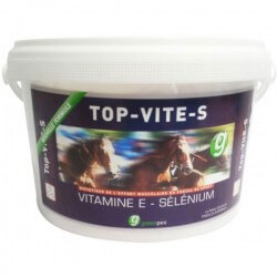 TOP VIT E S POT 500 G