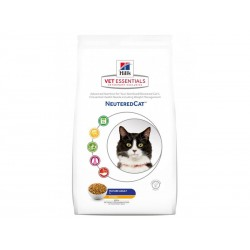 VetEssentials Chat NEUTERED MATURE POULET Sac 3.5 kg