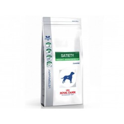 Veterinary Diet Chien SATIETY SUPPORT Sac 12 kg