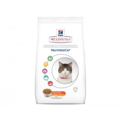 VetEssentials Chat NEUTERED YOUNG ADULT POULET Sac 8 kg